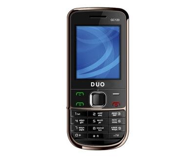 DUO-GC-120-IT 3G, cdma
